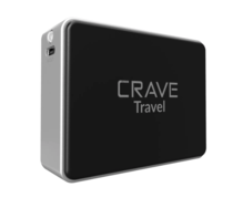 Crave powerbank strømbank